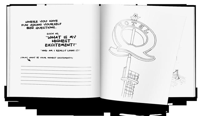 niki owl coloring book sample 02