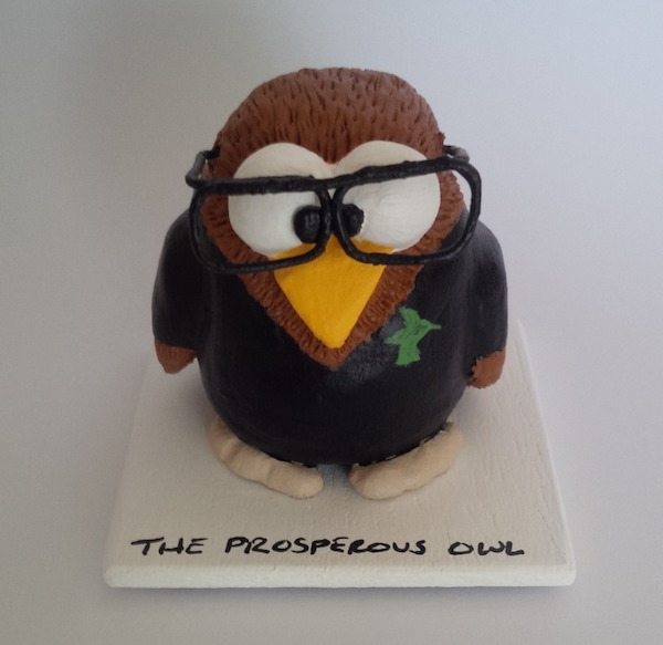 Rich Litvin Prosperous Niki Owl
