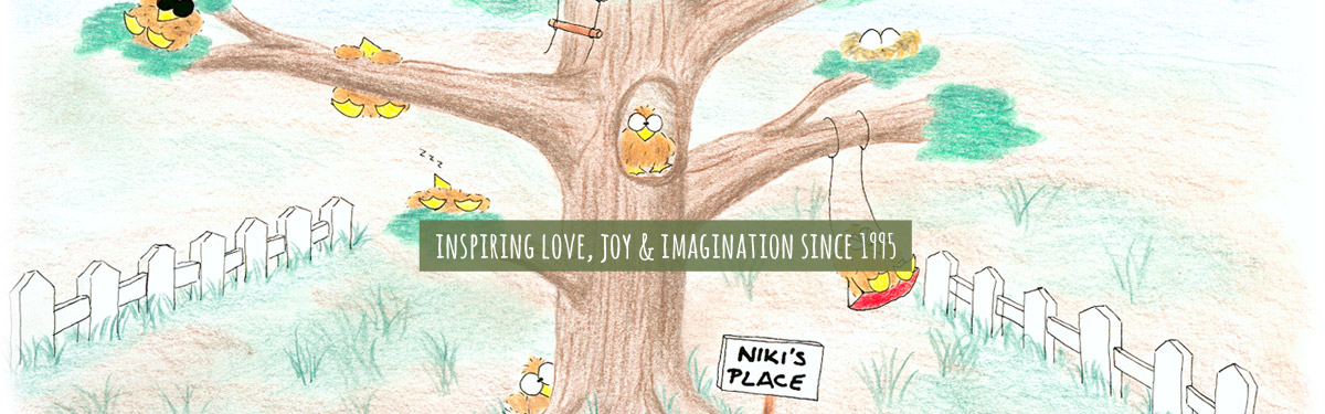 niki owl love joy imagination