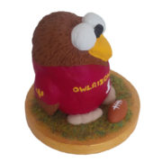 Football Owl (side view)