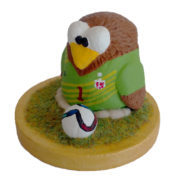 Goalkeeper Owl (side view)