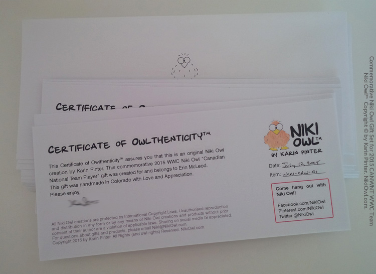 canwnt certificate owlthenticity