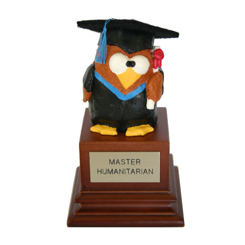 Graduation Owl (Genius)