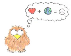 Niki Owl World Love
